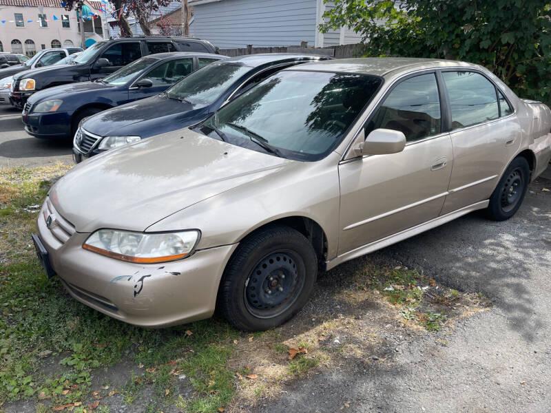 2002 Honda Accord for sale at American Dream Motors in Everett WA
