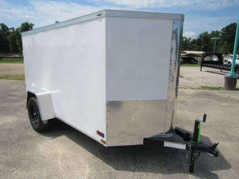 2021 Big Chief 5' X 10' Single Axle for sale at Montgomery Trailer Sales - Big Chief in Conroe TX