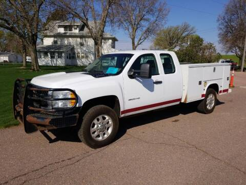 2012 Chevrolet Silverado 3500HD for sale at RLS Enterprises in Sioux Falls SD