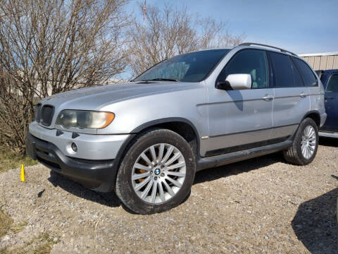 2001 BMW X5 for sale at EHE Auto Sales in Marine City MI