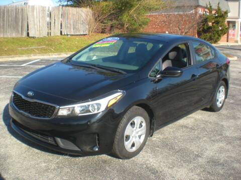 2017 Kia Forte for sale at 611 CAR CONNECTION in Hatboro PA