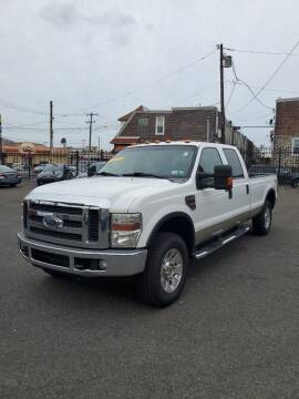 2008 Ford F-250 Super Duty for sale at Key and V Auto Sales in Philadelphia PA