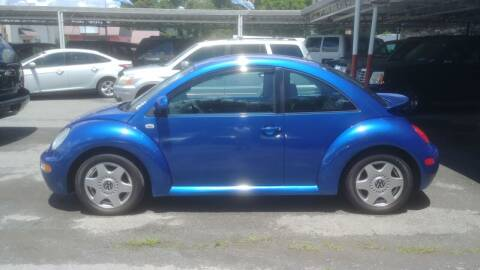 1999 Volkswagen New Beetle for sale at Lewis Used Cars in Elizabethton TN