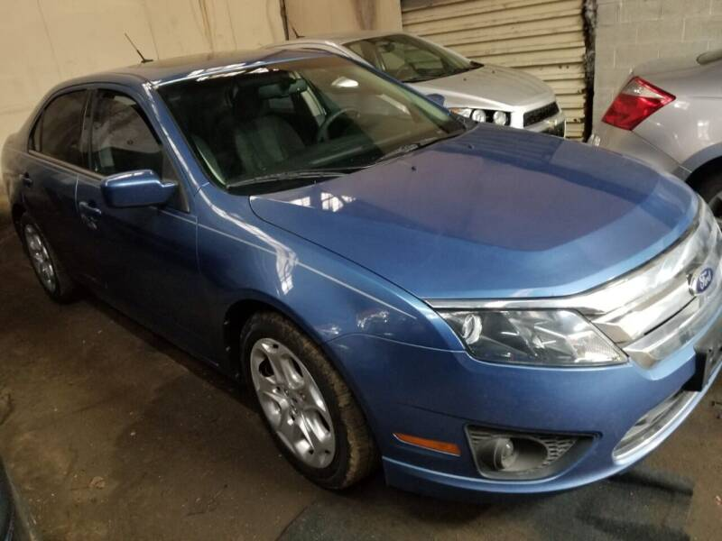 2010 Ford Fusion for sale at Yousif & Sons Used Auto in Detroit MI