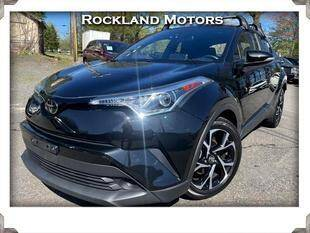 2019 Toyota C-HR for sale at Rockland Automall - Rockland Motors in West Nyack NY