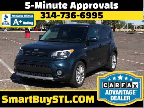 2018 Kia Soul for sale at Smart Buy Car Sales in St. Louis MO