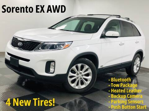 2014 Kia Sorento for sale at CarCo Direct in Cleveland OH