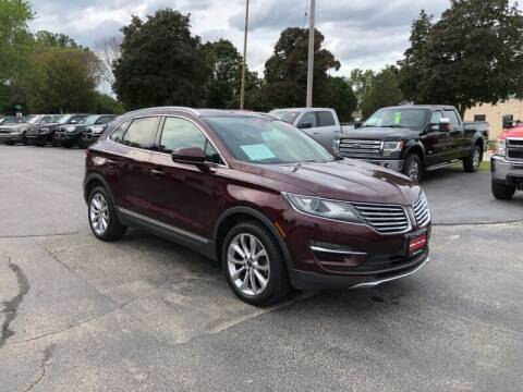 2016 Lincoln MKC for sale at WILLIAMS AUTO SALES in Green Bay WI
