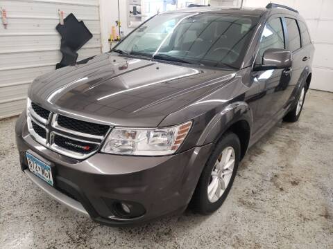 2017 Dodge Journey for sale at Jem Auto Sales in Anoka MN