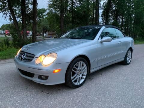 2009 Mercedes-Benz CLK for sale at Next Autogas Auto Sales in Jacksonville FL