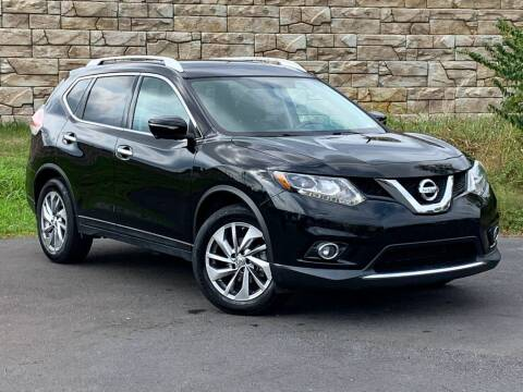 2014 Nissan Rogue for sale at Car Hunters LLC in Mount Juliet TN