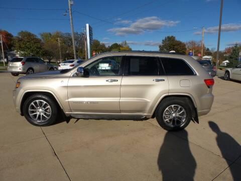 2014 Jeep Grand Cherokee for sale at WAYNE HALL CHRYSLER JEEP DODGE in Anamosa IA