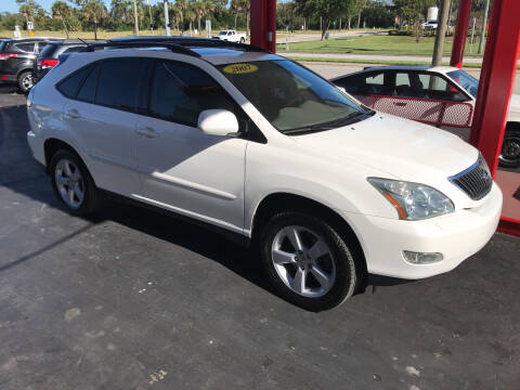 2007 Lexus RX 350 for sale at Riviera Auto Sales South in Daytona Beach FL