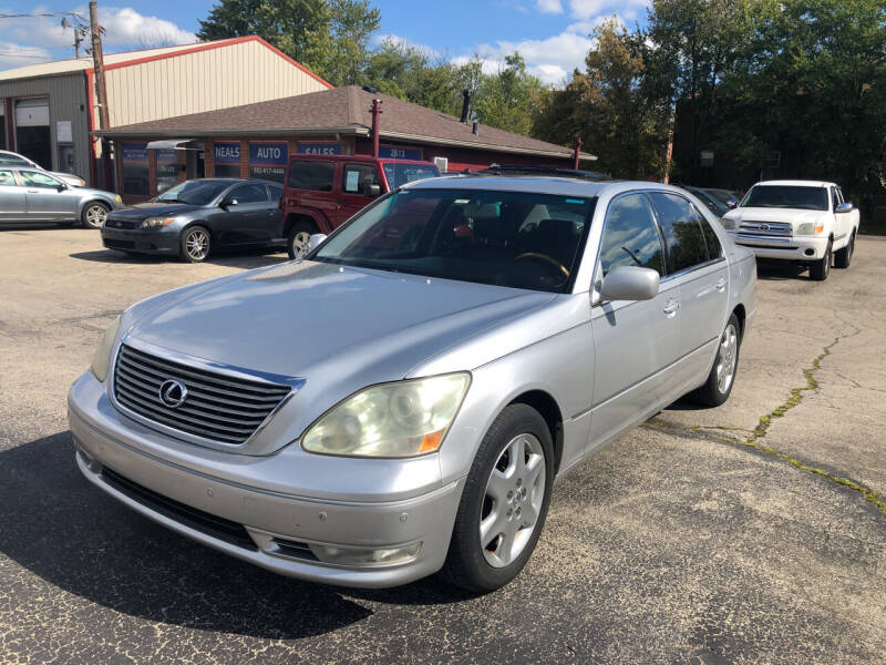 2005 Lexus LS 430 for sale at Neals Auto Sales in Louisville KY