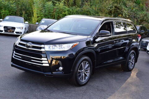 2018 Toyota Highlander for sale at Automall Collection in Peabody MA
