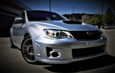 2012 Subaru Impreza for sale at A1 Group Inc in Portland OR