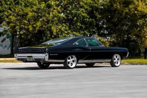 1967 Pontiac Bonneville for sale at Classic Car Deals in Cadillac MI