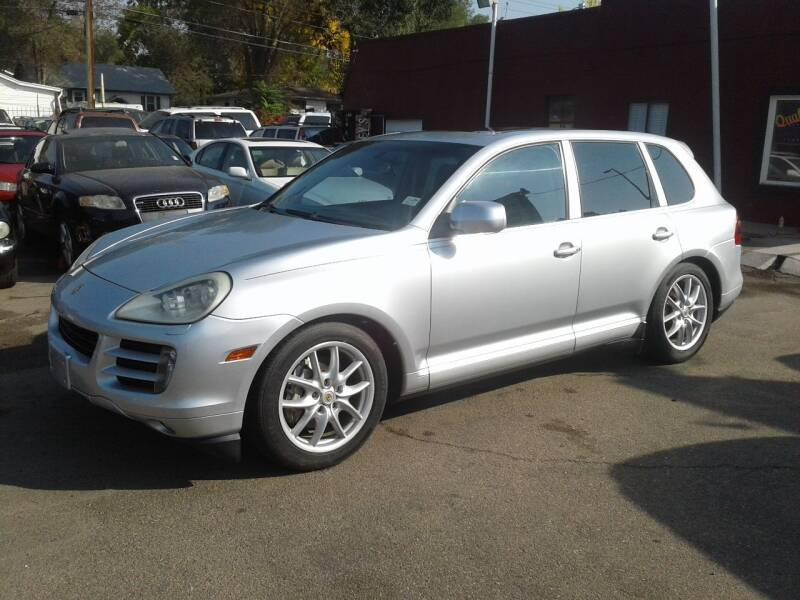 2008 Porsche Cayenne for sale at B Quality Auto Check in Englewood CO
