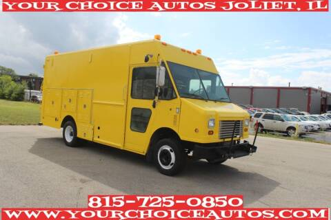 2007 Freightliner MT45 Chassis for sale at Your Choice Autos - Joliet in Joliet IL