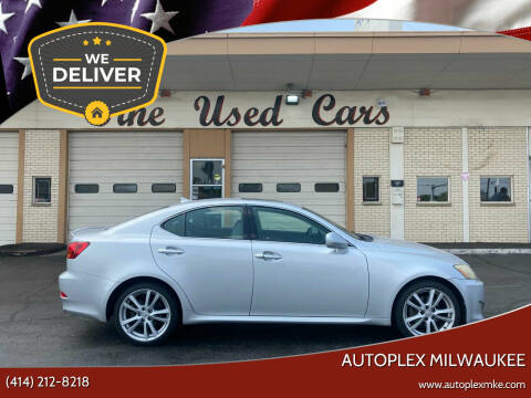 2007 Lexus IS 250 for sale at Autoplex 2 in Milwaukee WI