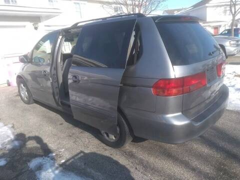 2000 Honda Odyssey for sale at Cannon Falls Auto Sales in Cannon Falls MN
