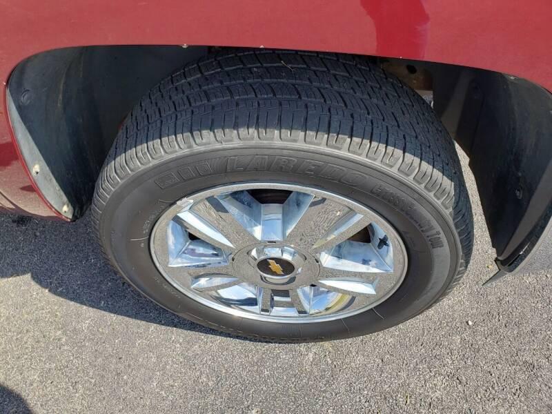 2013 Chevrolet Silverado 1500 4x2 LT 4dr Crew Cab 5.8 ft. SB - Greenwood AR