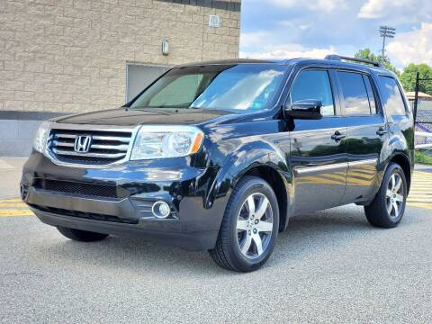 2012 Honda Pilot for sale at FAYAD AUTOMOTIVE GROUP in Pittsburgh PA