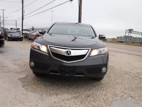 2015 Acura RDX for sale at N & A Metro Motors in Dallas TX