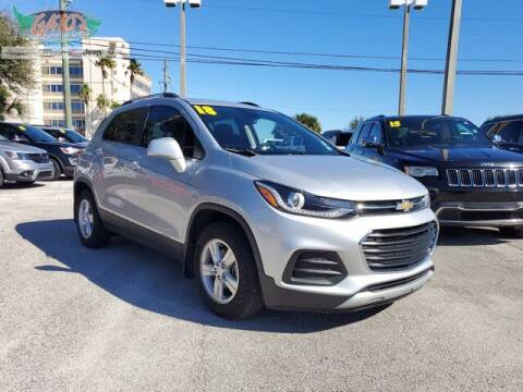 2018 Chevrolet Trax for sale at GATOR'S IMPORT SUPERSTORE in Melbourne FL