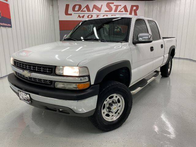 2002 Chevrolet Silverado 1500HD for sale at Loan Star Motors in Humble TX