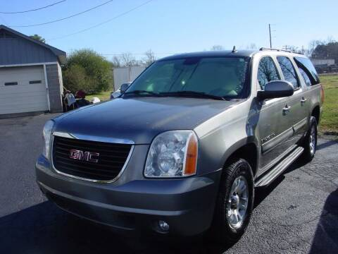 2008 GMC Yukon XL for sale at Savannah Motor Co in Savannah TN