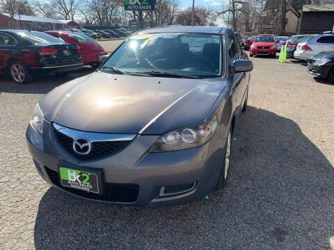 2007 Mazda MAZDA3 for sale at BK2 Auto Sales in Beloit WI
