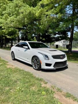 2016 Cadillac ATS-V for sale at XLR8 Diesel Trucks in Woodsboro MD