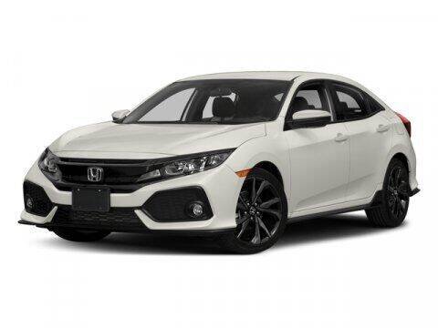 2018 Honda Civic for sale at DAVID McDAVID HONDA OF IRVING in Irving TX