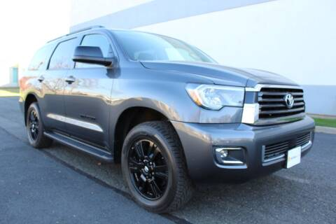2018 Toyota Sequoia for sale at Vantage Auto Wholesale in Lodi NJ