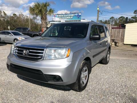 2013 Honda Pilot for sale at Emerald Coast Auto Group LLC in Pensacola FL