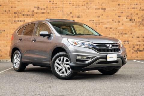 2015 Honda CR-V for sale at Vantage Auto Wholesale in Moonachie NJ
