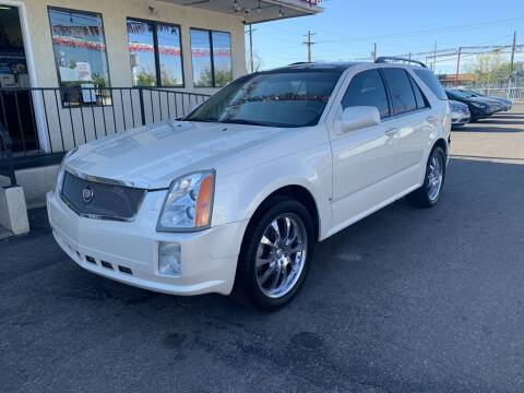 2006 Cadillac SRX for sale at Robert B Gibson Auto Sales INC in Albuquerque NM