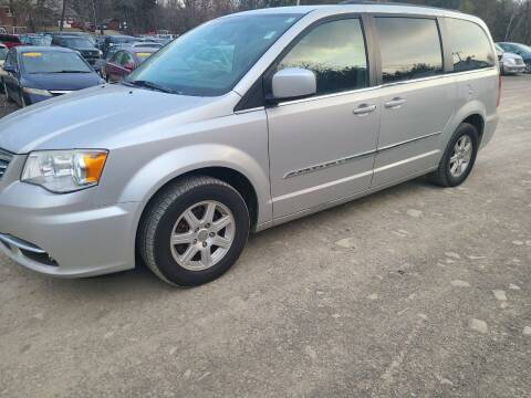 2012 Chrysler Town and Country for sale at B & B GARAGE LLC in Catskill NY