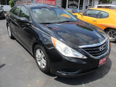 2011 Hyundai Sonata for sale at GENOA MOTORS INC in Genoa IL