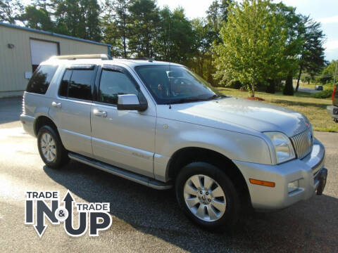2010 Mercury Mountaineer for sale at Leavitt Brothers Auto in Hooksett NH