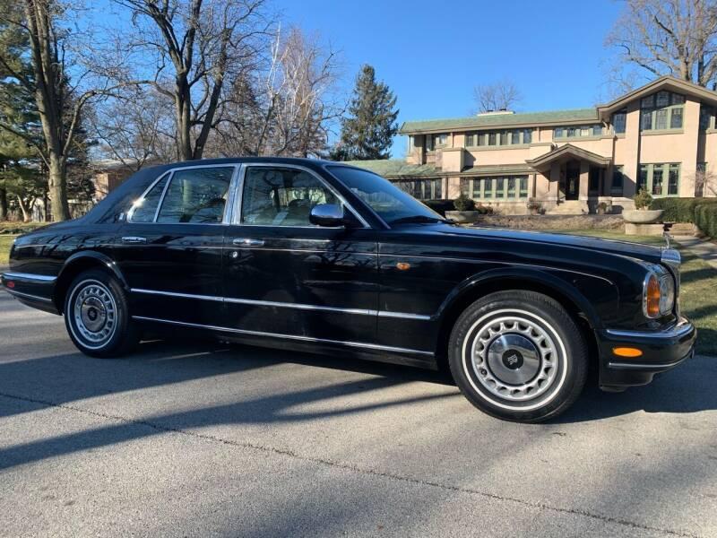 1999 Rolls-Royce Silver Seraph for sale at Martys Auto Sales in Decatur IL