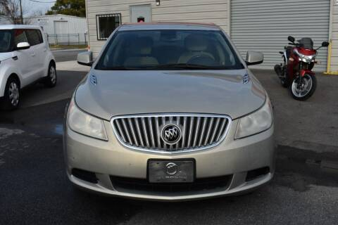 2012 Buick LaCrosse for sale at Mix Autos in Orlando FL