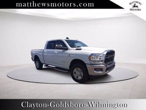 2020 RAM Ram Pickup 2500 for sale at Auto Finance of Raleigh in Raleigh NC