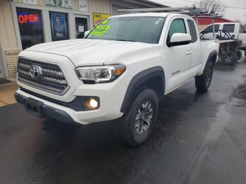 2016 Toyota Tacoma for sale at Bailey Family Auto Sales in Lincoln AR