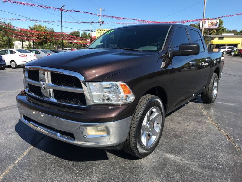 2017 RAM Ram Pickup 1500 for sale at IMPALA MOTORS in Memphis TN