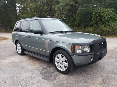 2003 Land Rover Range Rover for sale at GA Auto IMPORTS  LLC in Buford GA