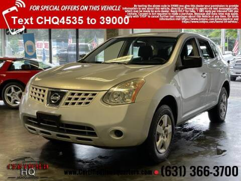 2010 Nissan Rogue for sale at CERTIFIED HEADQUARTERS in Saint James NY