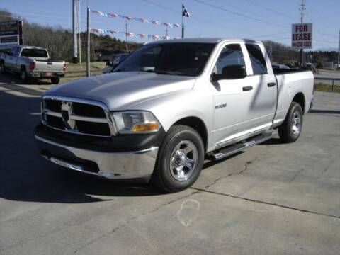 2010 Dodge Ram Pickup 1500 for sale at Autoway Auto Center in Sevierville TN