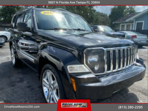 2012 Jeep Liberty for sale at Drive Now Motors USA in Tampa FL